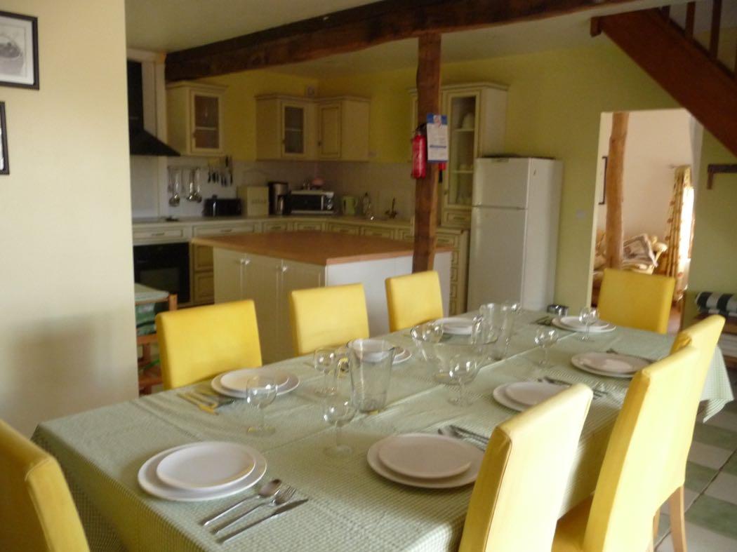 Review: Nicotiana Farmhouse Barn, Dordogne