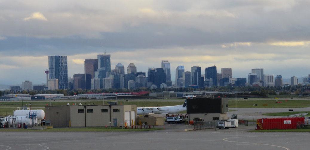 Review: Swissport Chinook Airport Lounge Calgary
