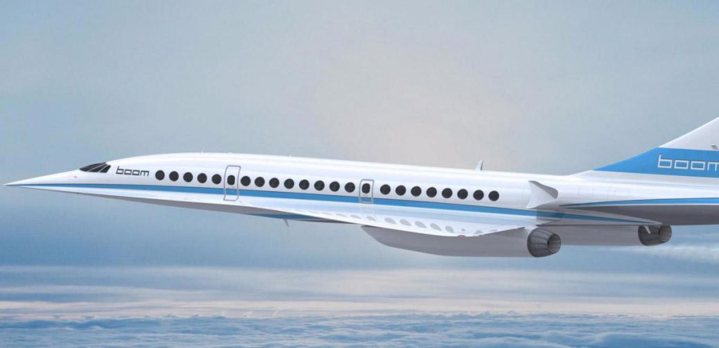 Richard Branson Proposes Supersonic Flights New York To London