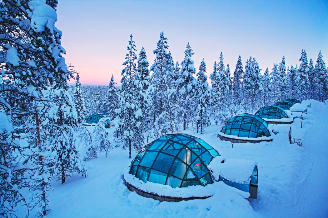 The Perfect Hotel To Watch The Northern Lights