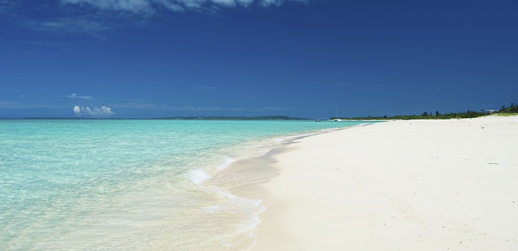 Top 5 beaches of Japan