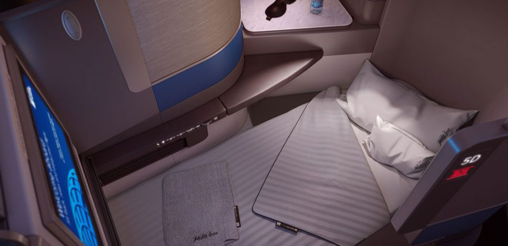 Insider Photo Tour Of New United Polaris Business Class