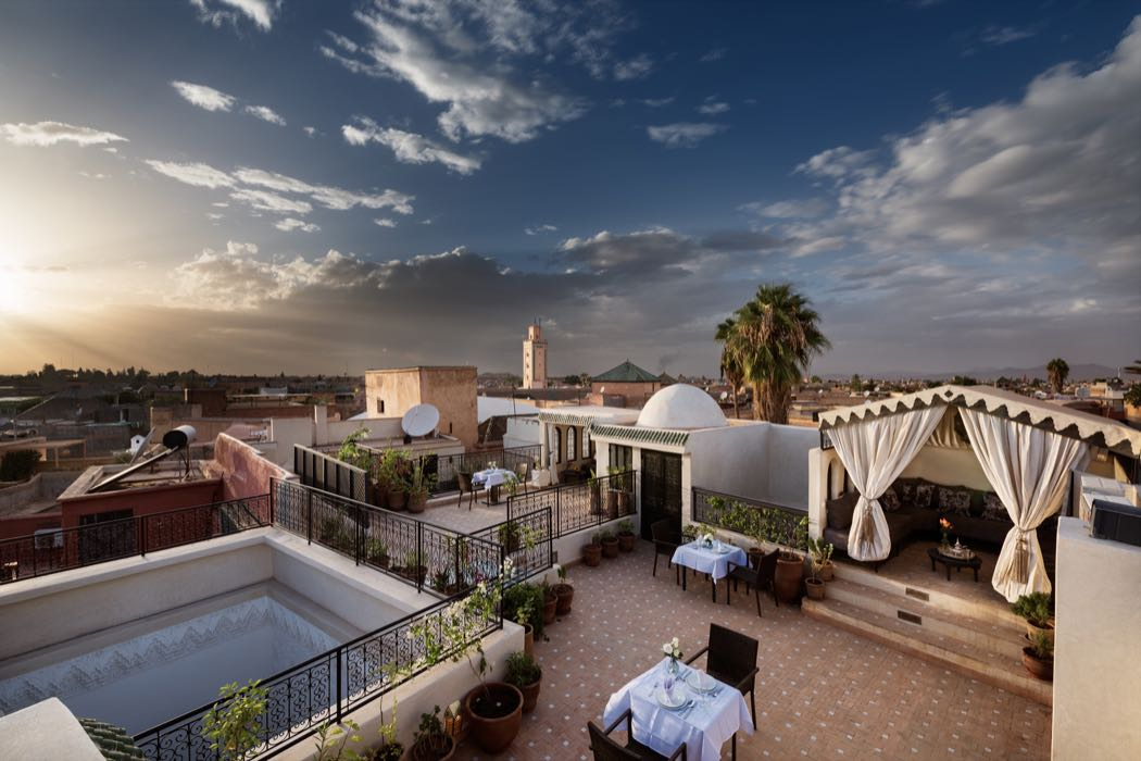 Arabian Nights In Marrakech At Riad Star