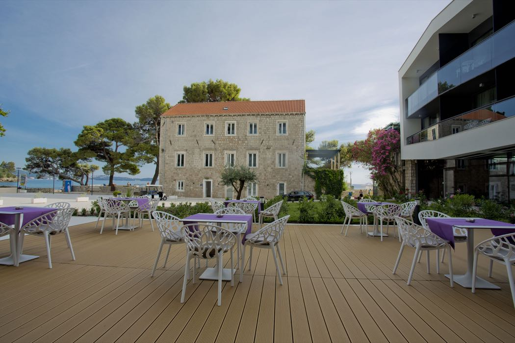 Hotel Mlini: Beachfront Luxury On The Dubrovnik Riviera