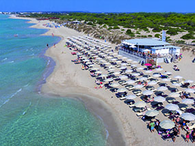 2 all-inclusive nights at Vivosa Apulia Resort, South Italy