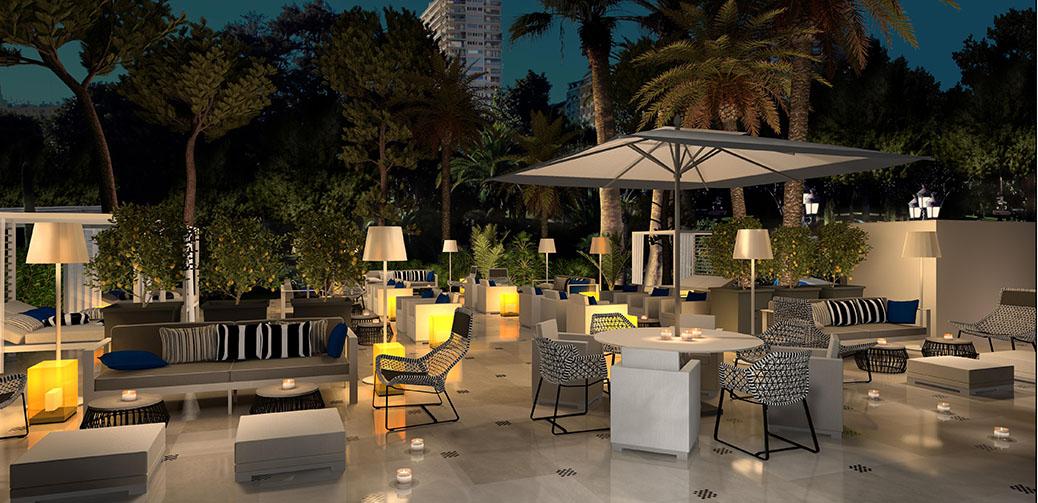 Odyssey, Dine In An Enchanted Garden In Monaco