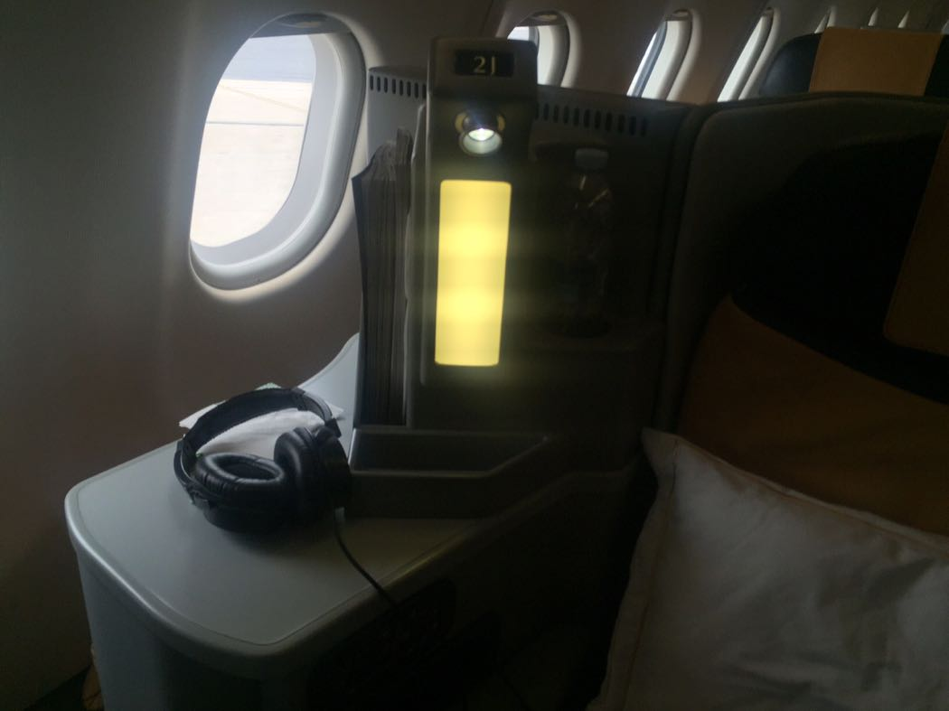 Review: Alitalia Business Class New York To Rome