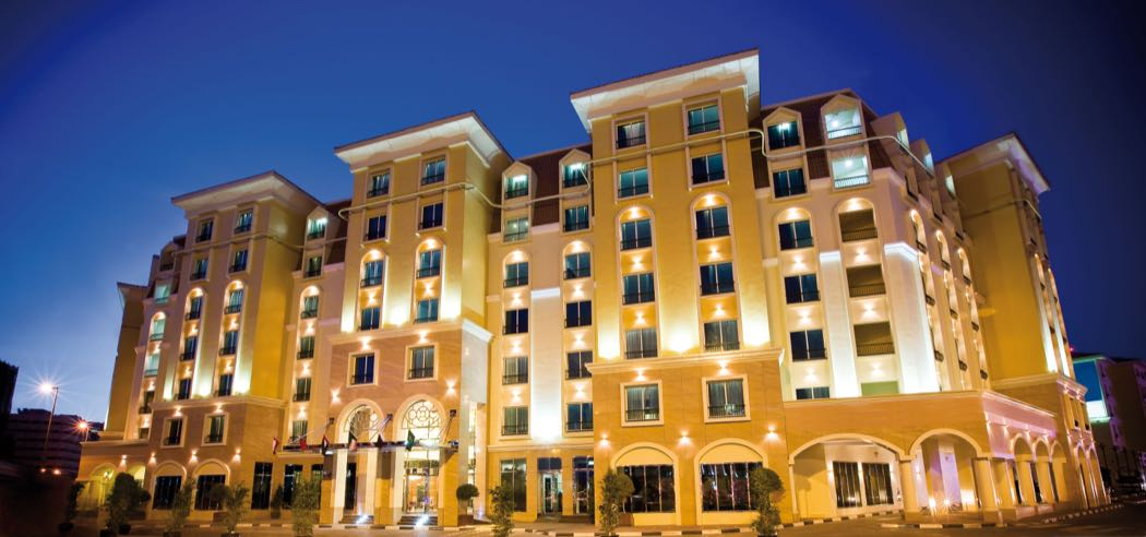 Review avani deira dubai hotel hotels accommodation for Dubai best hotel name