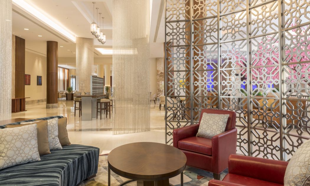 Review: Sheraton Oman. A Luxury Landmark In Muscat