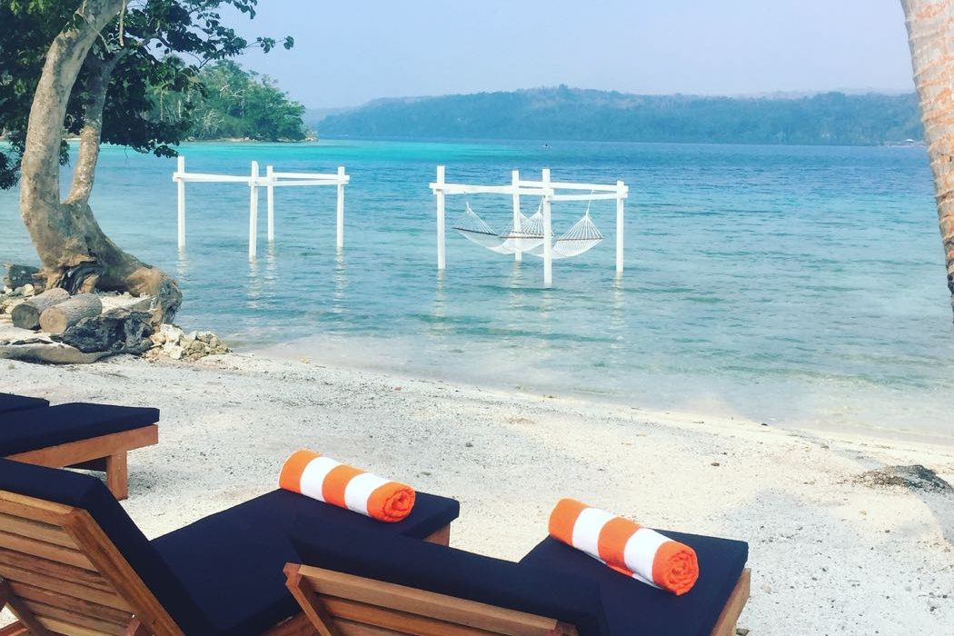 A South Pacific Paradise On Moso Island