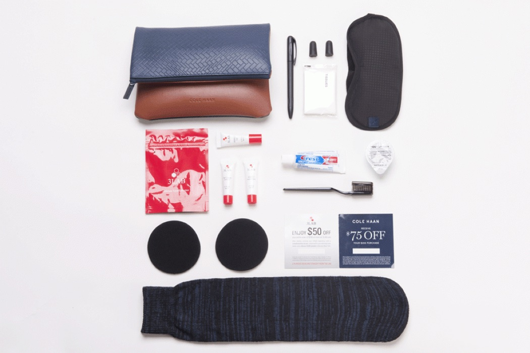 American Airlines Launches New Amenity Kits & Pyjamas
