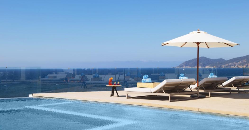 Me Ibiza A Chic Luxury Hotel Next To Nikki Beach Club