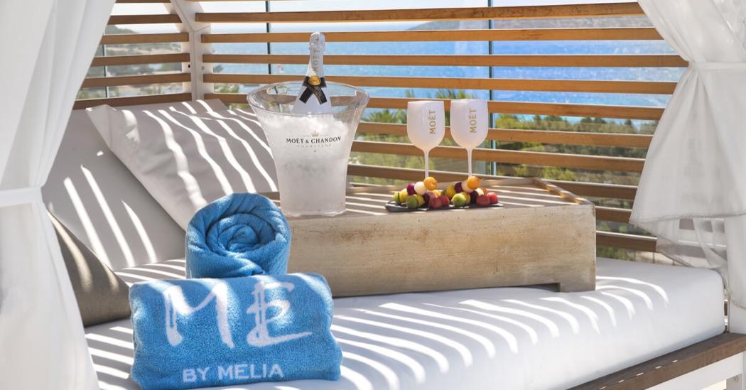 ME Ibiza – A Chic Luxury Hotel Next To Nikki Beach Club