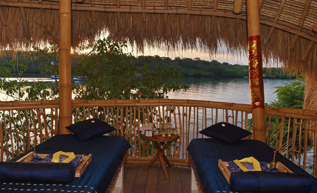 Ultimate Glamping at Menjangan Dynasty Resort