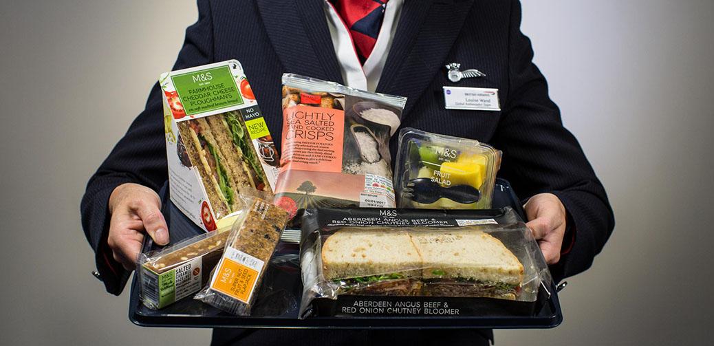 British Airways Inflight Food & Drink Menu With Prices Revealed