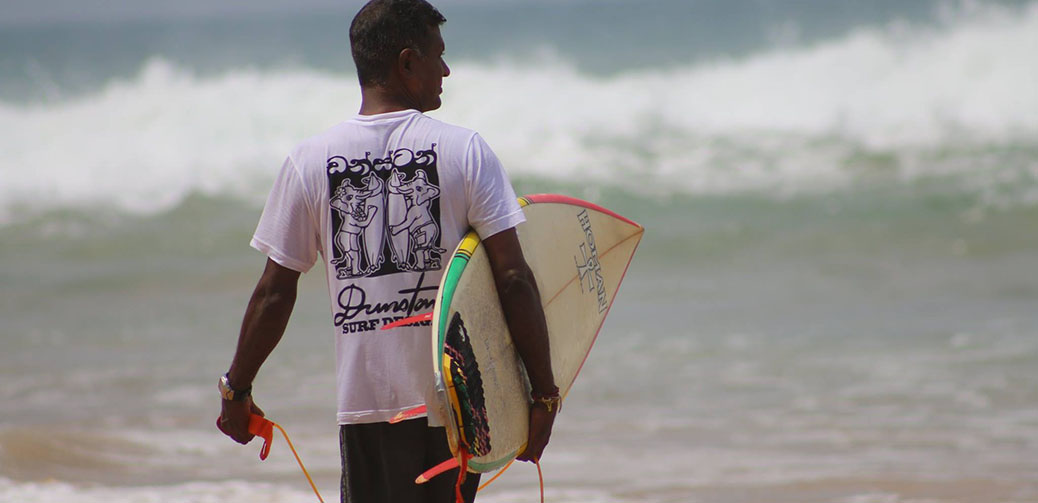 Customised Board Shorts From Dunstan Surfwear
