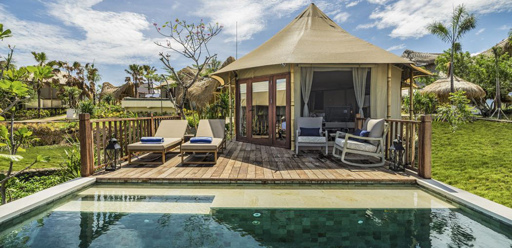 Glamping In Bali - The Best Luxury Tented Camp Hotels