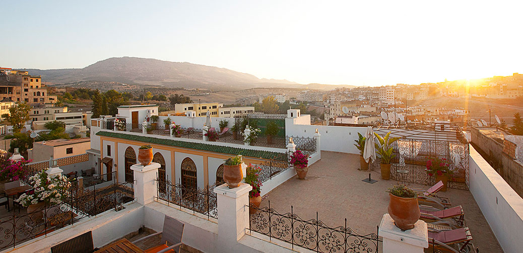 Hotel With A View The Best Roof Terraces In Morocco News Luxury Travel Diary