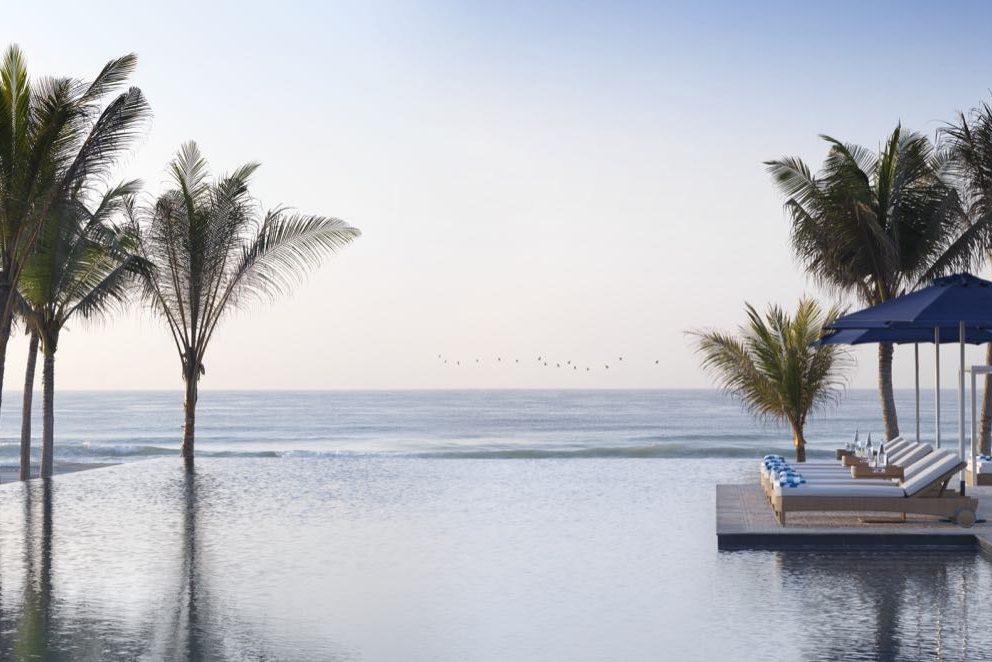 Review Beachside Luxury At Al Baleed Resort Salalah by Anantara