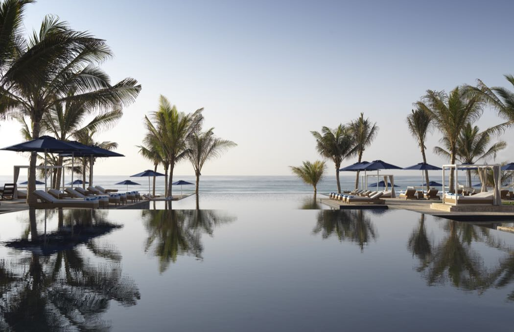 Review: Beachside Luxury At Al Baleed Resort Salalah by Anantara