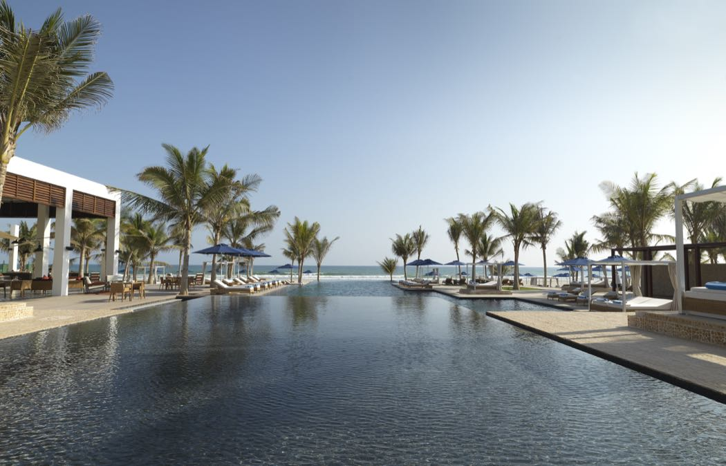 Top 5 Best Luxury Beach Hotels in Oman