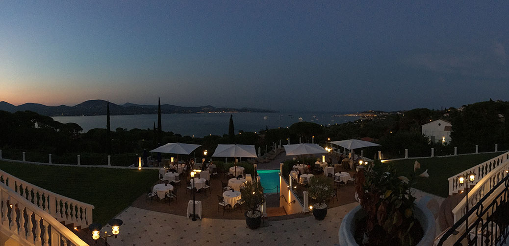 Review: Hôtel Villa Belrose - The Best View Over Saint Tropez