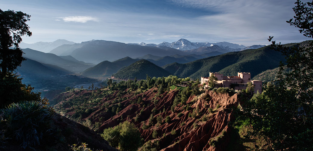 Review: Kasbah Bab OUrika – Luxury In The Atlas Mountains