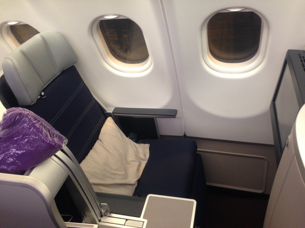 Review: Malaysia Airlines A330 New Business Class