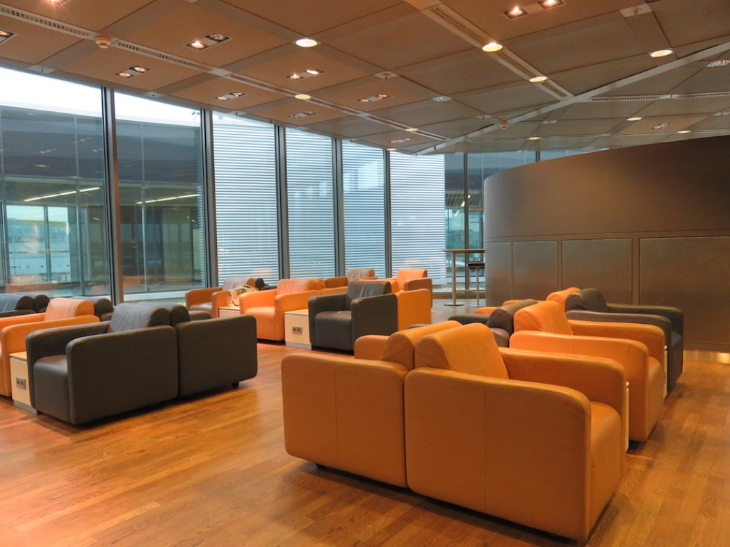 Review Of Lufthansa Business Class Lounge At Frankfurt Airport