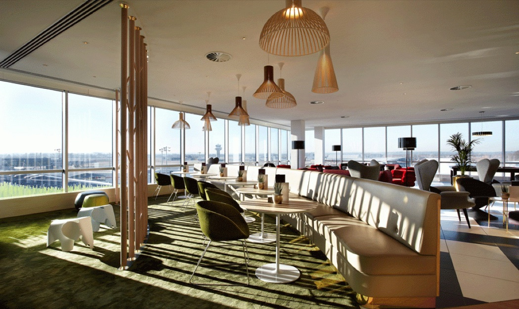 Review: Virgin Atlantic's New Clubhouse At Gatwick North Terminal
