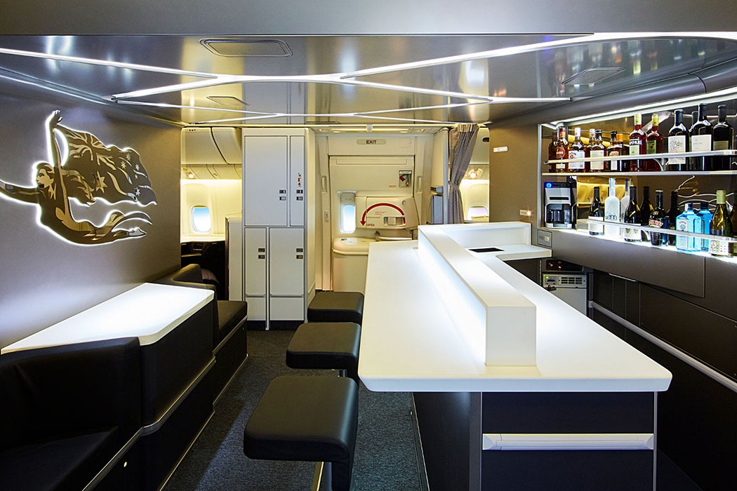 "Review: Virgin Australia ""The Business"" Best Business Class Cabin"