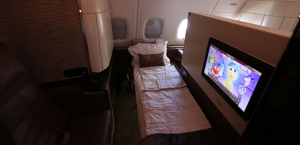 The Best First Class Suite In The Sky: Emirates Vs Etihad