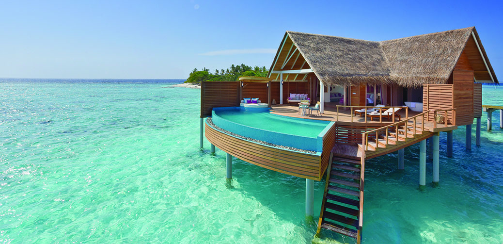 Top 5 best luxury resorts in the maldives news luxury for Luxury beach hotels