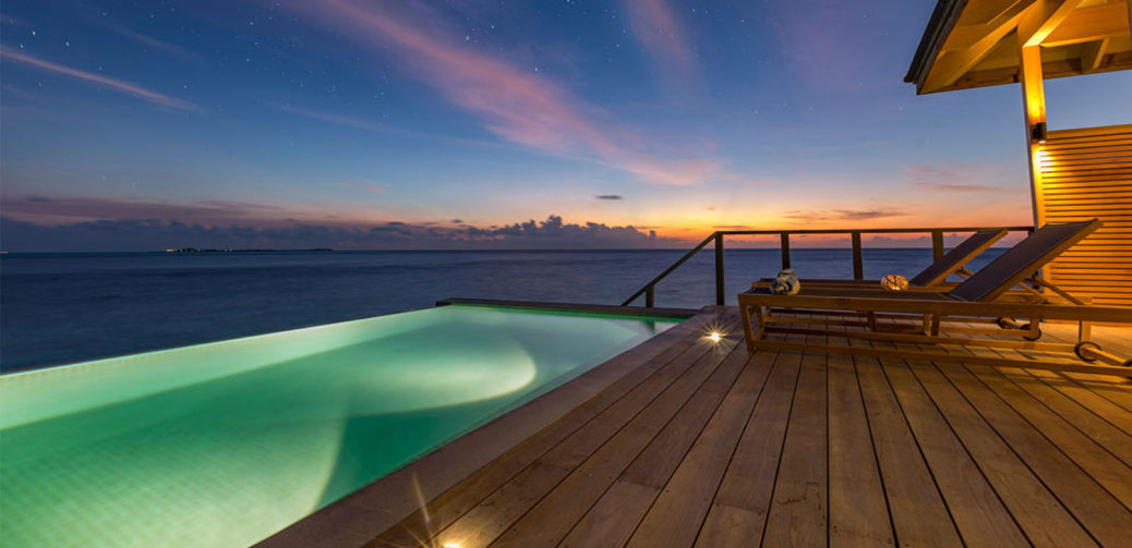 Top 5 Best Romantic Hotels In The Maldives With Private Pools