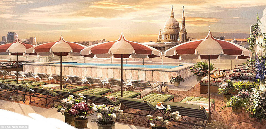 5 Amazing New Hotel Openings In London You Shouldn't Miss