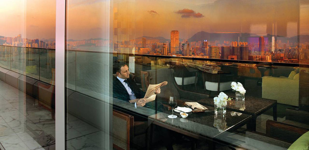 Best Executive Club Lounges In Hong Kong Hotels