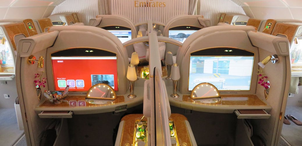 Airlines With The Worldu0027s Best Longhaul First Class Cabins