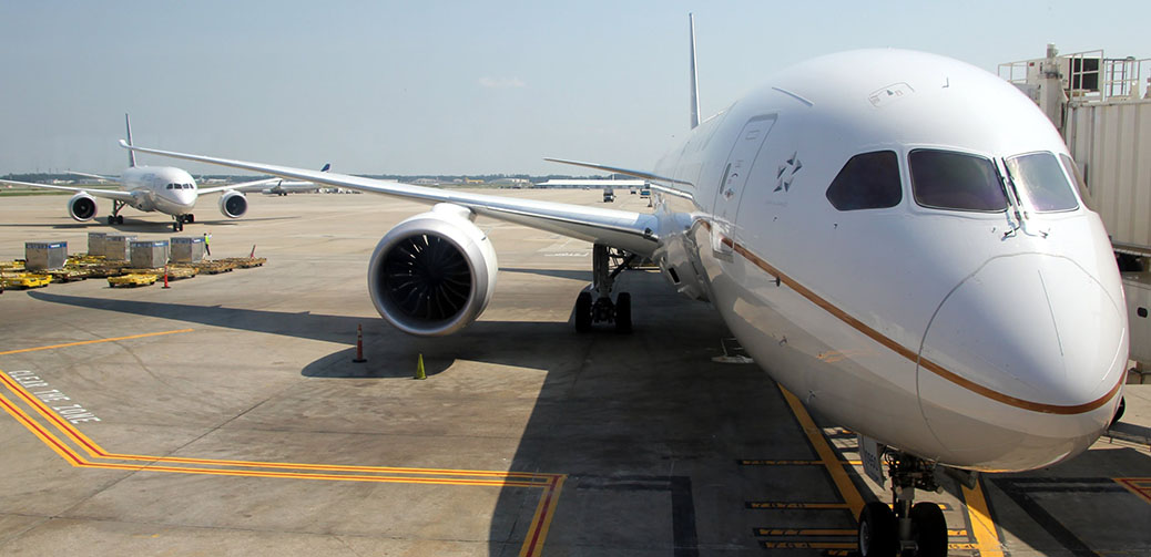 Flight Review: United Polaris Business Class On 787-9 Dreamliner