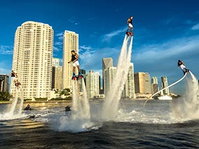 Amazing FlyBoarding Experience for 1 in Miami, Florida