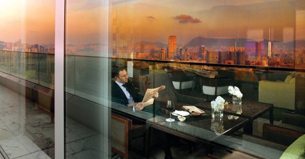 Review: The Four Seasons Hong Kong Executive Club Lounge