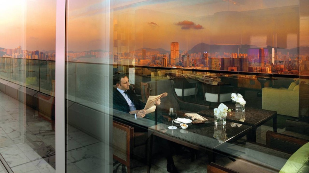 Review: Club Intercontinental Hong Kong Executive Lounge