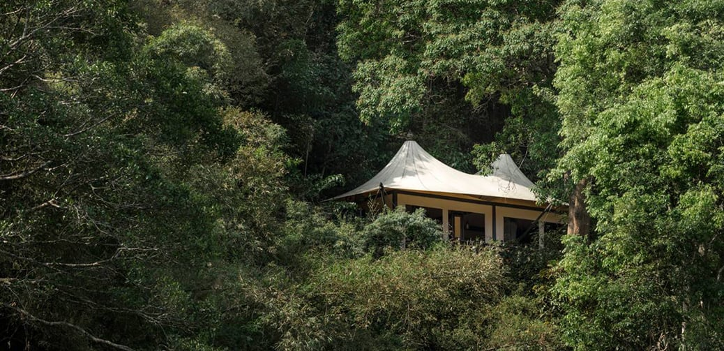 Review: Four Seasons Tented Camp Golden Triangle, Thailand