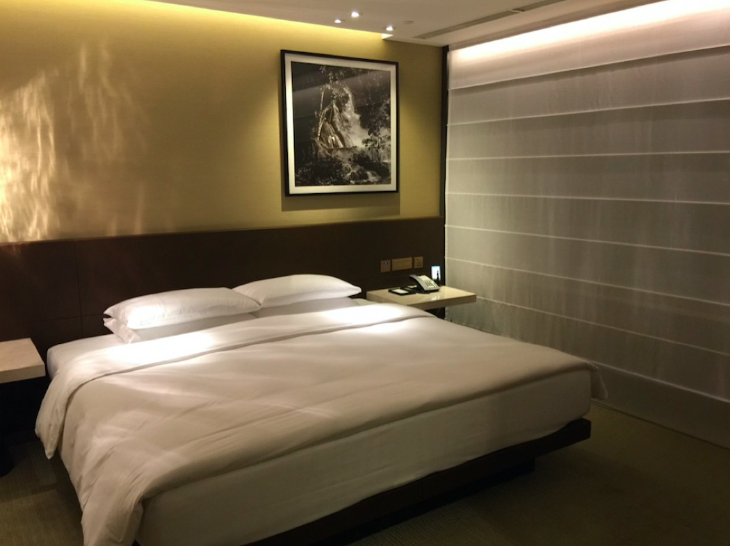 Review: Grand Hyatt Hong Kong