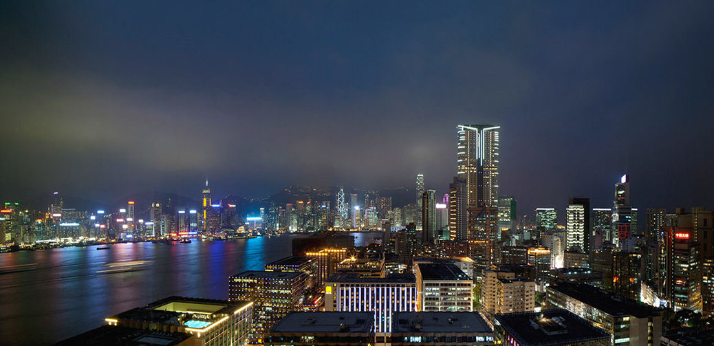 Review: Hotel ICON Hong Kong Above & Beyond Executive Club Lounge