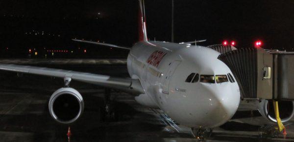 Review: Iberia A330 Business Class Madrid to Johannesburg