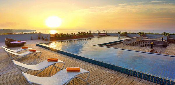 Review: Lexington Klapa Resort - Clifftop Sunsets In Bali