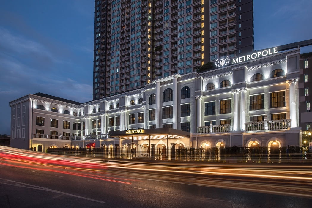Review: Metropole, Luxury Serviced Residence in Bangkok