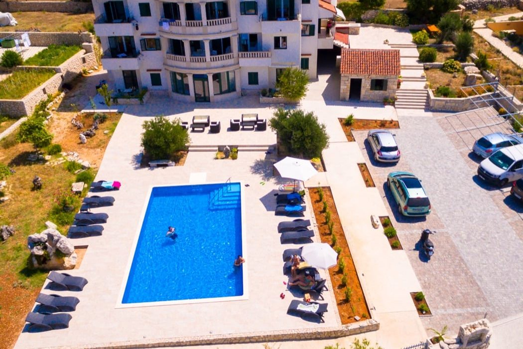 Review Villa Ruzmarin On The Edge Of The Mediterranean