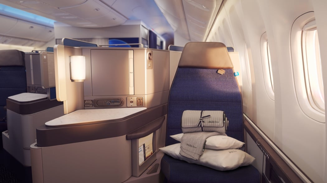 Flight review: United B777-300ER Polaris Business Hong Kong To San Francisco