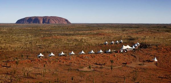 Best Wilderness Lodges In The World: Longitude 131, Ayers Rock